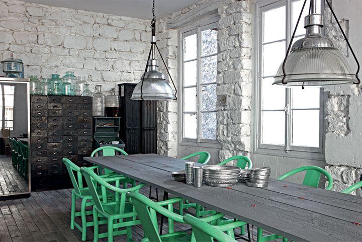 Green Interiors www.houseofcindy.com